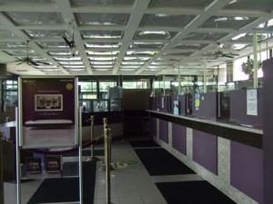 Bank Office cleaning Hall