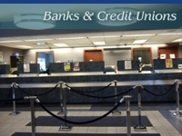Bank & Credit Union Cleaning